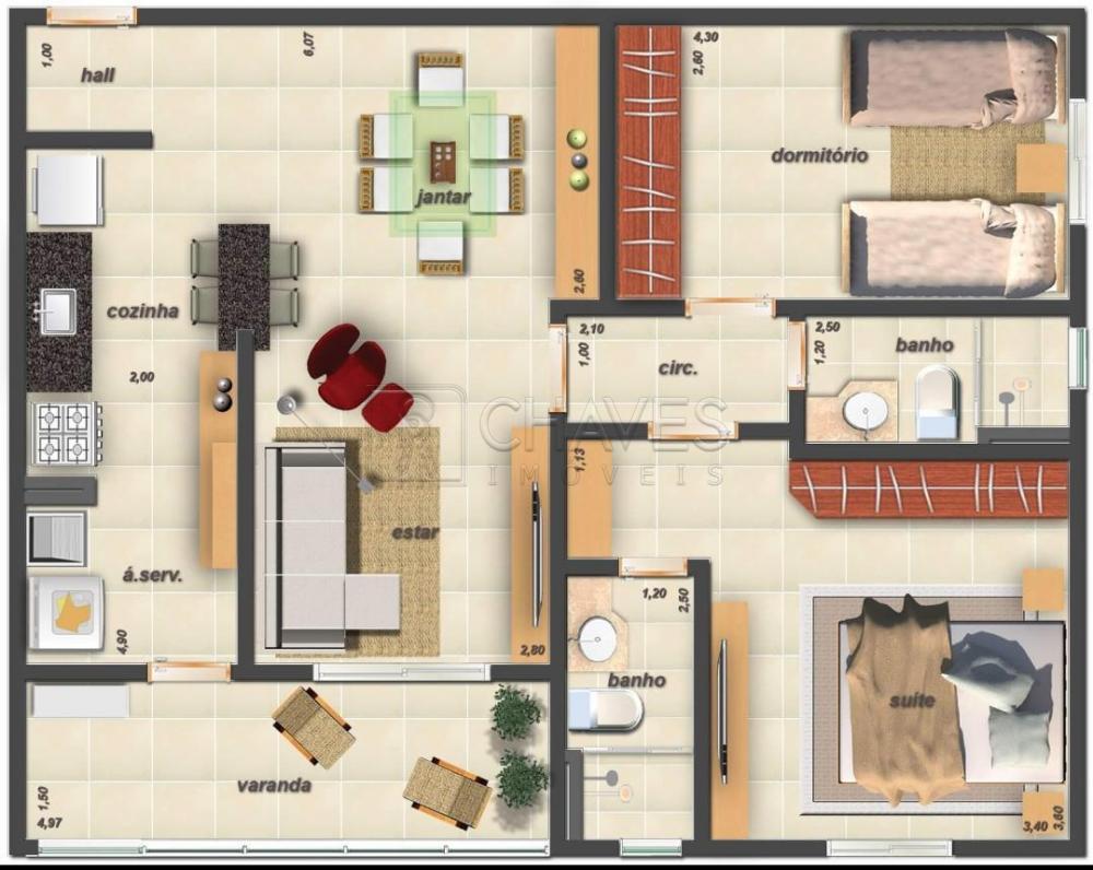 Comprar Apartamento / Padrão em Ribeirão Preto apenas R$ 400.000,00 - Foto 14